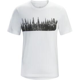 Arc'teryx M's Glades SS T-Shirt White